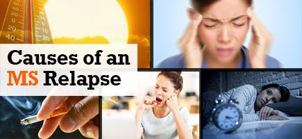 MS Relapse Causes