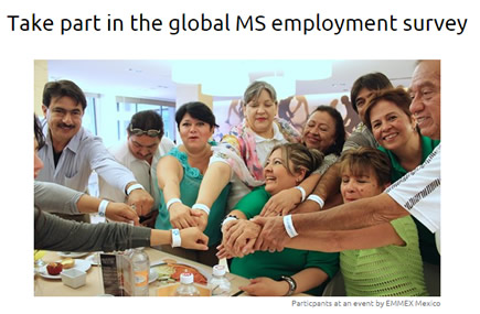 MS employment survey