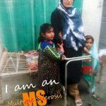 Rehana, the MS Warrior from Bahawalpur